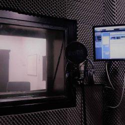 Estudio de Grabación de la Academia de Canto Albert's Voices